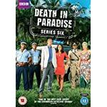 Death in paradise Filmer Death In Paradise - Series 6 [DVD] [2016]